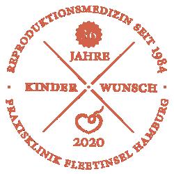 Kinderwunschzentrum Hamburg 2020 Badge