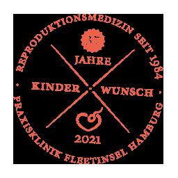 Kinderwunschzentrum Hamburg 2021 Badge
